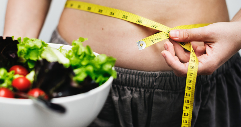 Staty Fit, Eat Slowly and Healthy - 2019 Tips