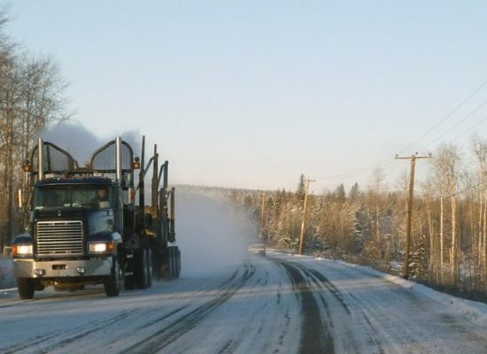 Have you prepared for Winter Truck Driving?