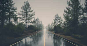 Strategies for driving in hurricane conditions