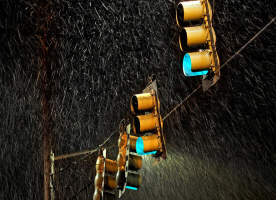Tips for driving through a hurricane or storm